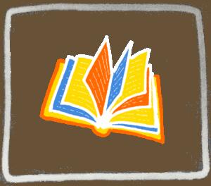 Picto Biblio couleur