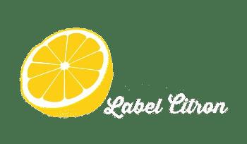 Logo Label Citron l