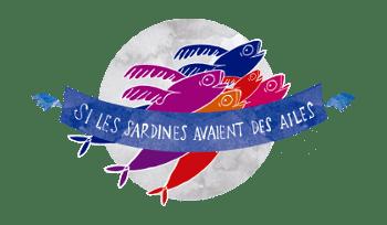 Logo Cie Si les Sardines avaient des Ailes